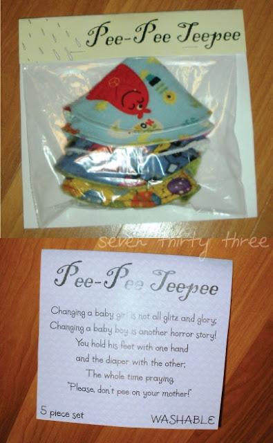 seven thirty three - - - a creative blog: FFF: PEE-PEE TEEPEE!