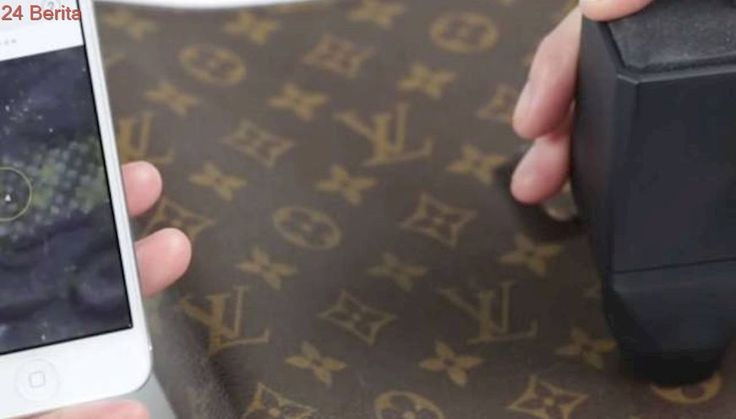 Gadget ini Deteksi Tas Palsu Louis Vuitton sampai Gucci