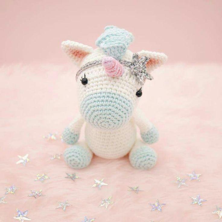 Amigurumi crochet doll - Pretty girl doll in a gorgeous white dress ...