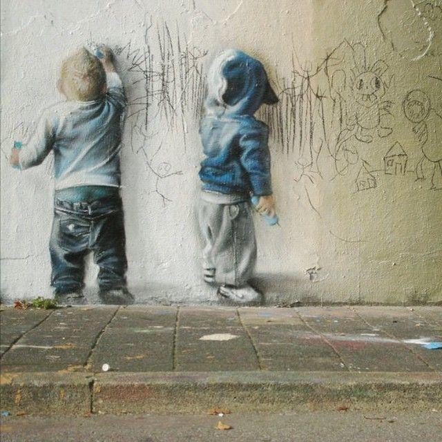 By Codex Inferno  www.UpFade.com #StreetArtGlobe #StreetArt