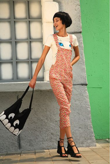 Cute Jumpsuit, Do you like it? (by Victoria  Turley) http://lookbook.nu/look/3872468-Cute-Jumpsuit-Do-you-like-it