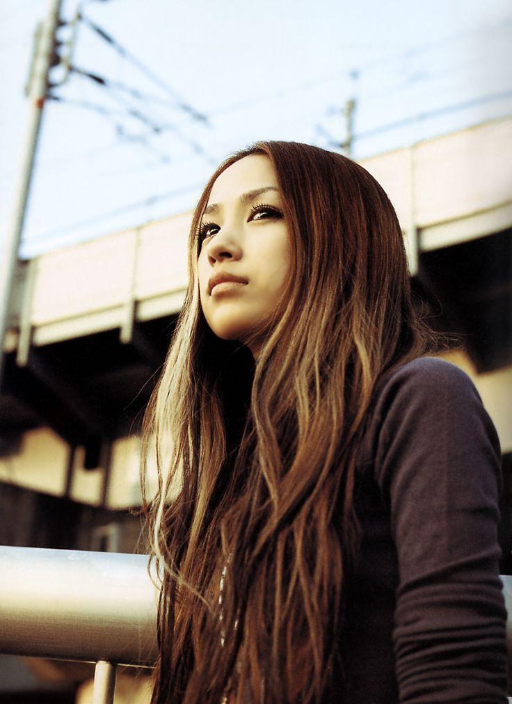 mika nakashima love her hair color