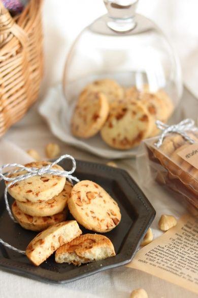 「キャラメルナッツの塩クッキー」なつみ   お菓子・パンのレシピや作り方【corecle*コレクル】