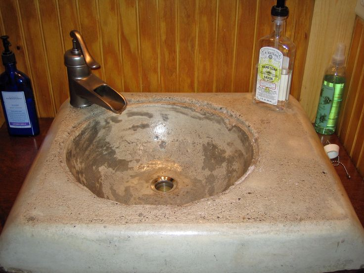 Homemade Bathroom Decorating Ideas 10 best concrete countertops images on pinterest | bathroom ideas