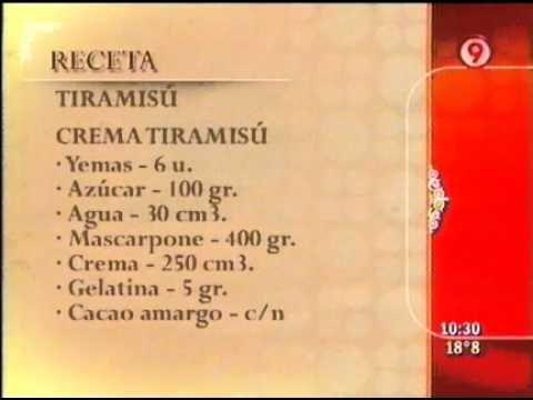 Tiramisu - 4 de 4 - Ariel Rodriguez Palacios