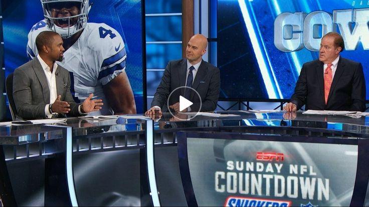 Dak Prescott is no stranger to pressure - ESPN Video