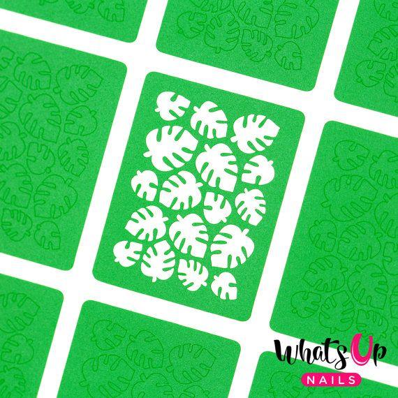 Vous recevrez un 1 feuille qui contient 12 vinyl ongles pochoirs. Les gabarits sont un temps seulement, ce qui signifie, vous pouvez utiliser cette feuille pour créer 12 dessins à ongles.  Pochoir taille : 7/8 en x 1 1/8 dans (22 x 28 mm)  Fabriqué dans notre usine à Tempe, AZ, USA  Comment utiliser  Appliquer le vernis à ongles sur vos ongles et attendre jusquà ce que complètement sec. Nous recommandons d'utiliser la couche de séchage rapide sur vernis à ongles ou un ongle nu pour ...