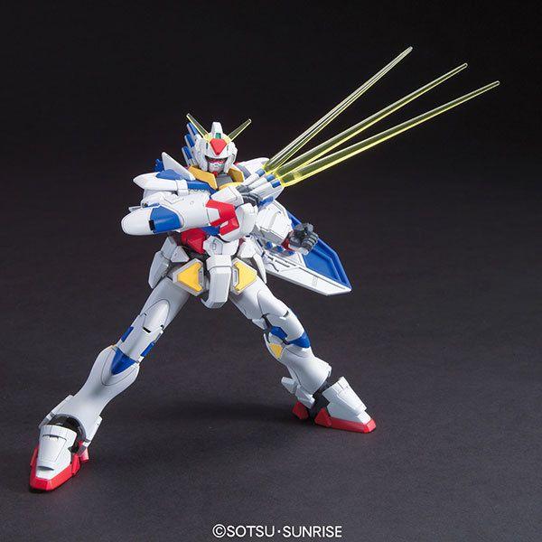 1/144 HG GPB-X80 Beginning Gundam | Gundam Build Fighters Animé | Military Sci-Fi Mecha Scale Model