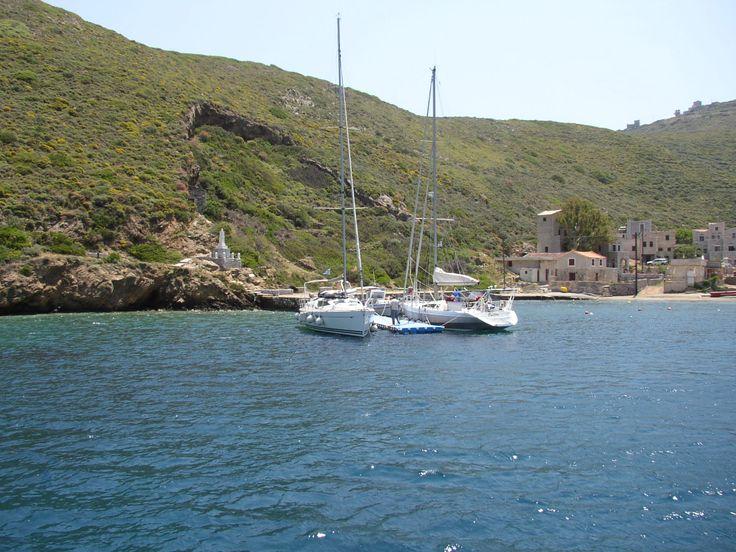 Porto Kayio-Mani peninsula south Peloponese