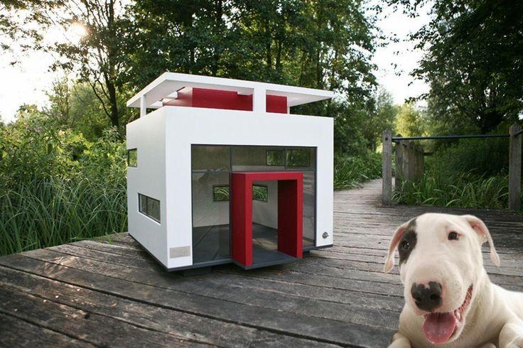 11 Luxus-Hundehütten Hervorzuheben MTV Cribs