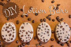 ⚡️Blitzlichter⚡️ Beauty DIY: Massage Lotion Bars mit Kaffee selber machen