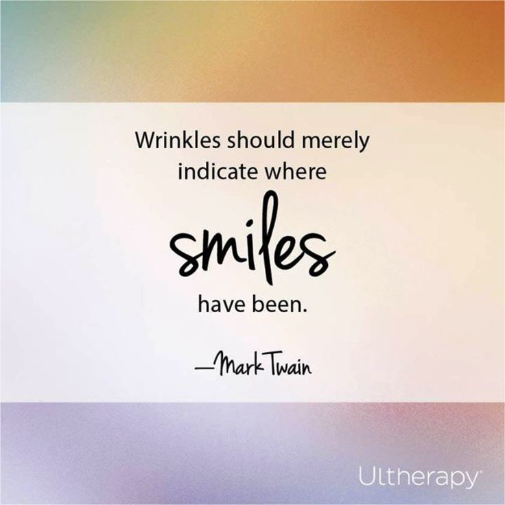 Nice Quotes On Beautiful Smile: What Do Your Smile Lines Say About Your Life? #quote