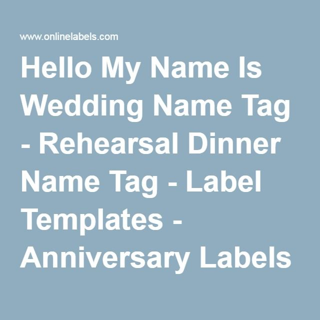 The  Best Name Tag Templates Ideas On   Kids Name