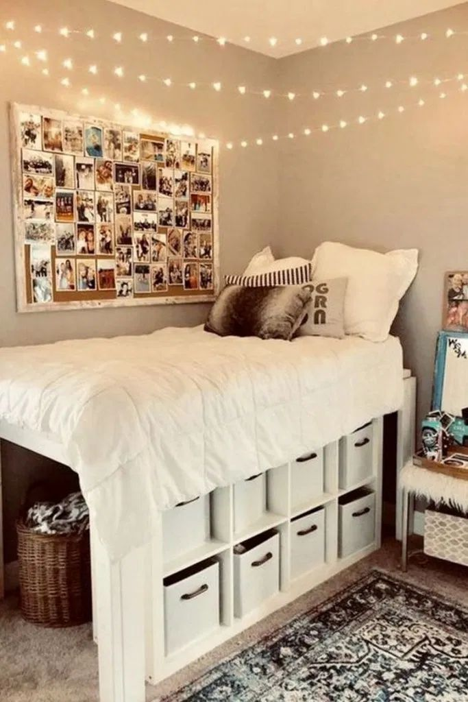 15 Cute Dorm Room Ideas That You Need To Look #dor…