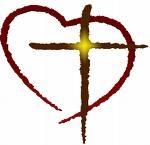 cross in heart - Google Search
