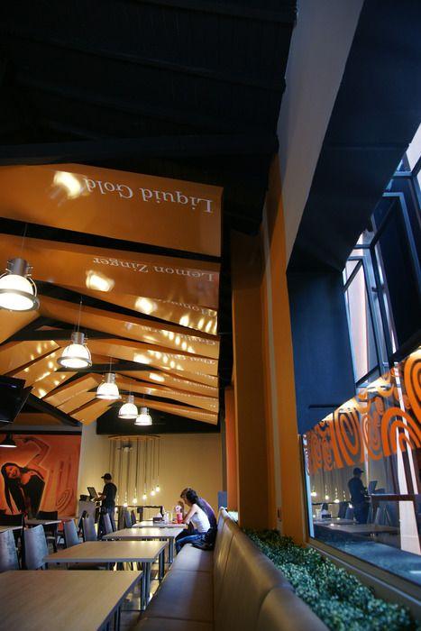 Wingzone Restauran,t Medellin Colombia Designed By Dek O