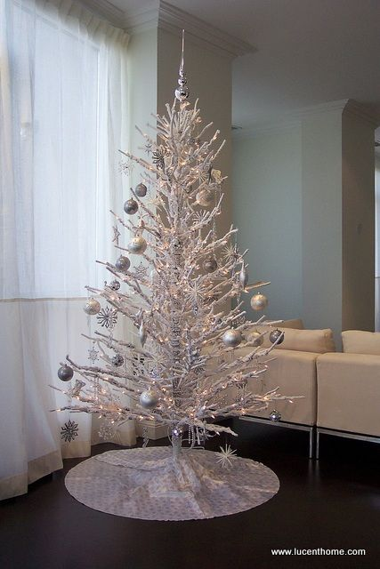 19 best Nowoczesne choinki   modern christmas trees images on - contemporary christmas decorations