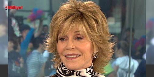 """Jane Fonda: Tecavüze uğradım: 1971'de 'Klute' ve 1978'de 'Coming Home' filmlerindeki performansıyla 2 kez 'En İyi Kadın Oyuncu' Oscar'ını kazanan Jane Fonda, çocuk yaşta cinsel istismara uğradığını söyledi. Patronu ile cinsel ilişkiye girmediği için işten atıldığını itiraf eden 79 yaşındaki aktris, """"Tecavüze uğradım, patr..."""