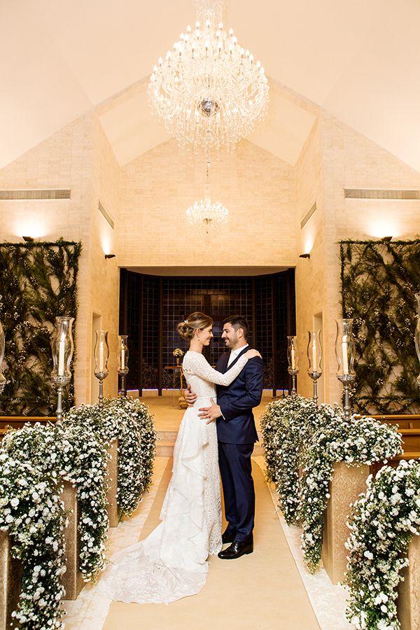 Lais Castilho e Kadu Ortiz tiveram um casamento em São Paulo, no Haras Portofino. O Estúdio das Meninas fez lindos cliques da festa!