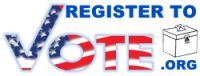 Are you registered to vote?  Click here, download the form, print it out.  It's that easy. RegistertoVote.org