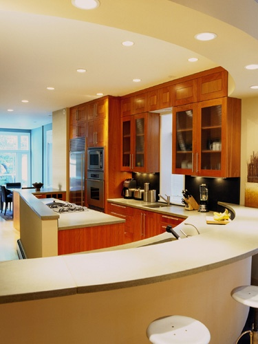 42 best curved designs images on pinterest | dream kitchens