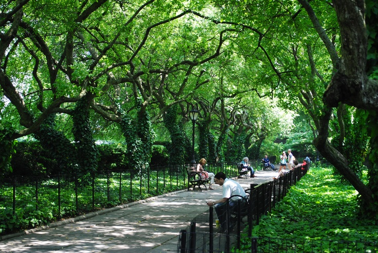 Central Park Conservatory Garden Travel Pinterest