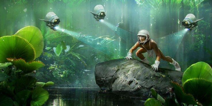 Catching Tarzan