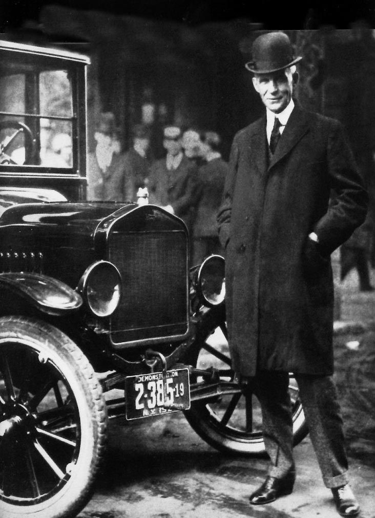 the life business and influence of henry ford A detailed biography of henry ford that includes includes images, quotations and the main facts of his life gcse: business  the influence of henry ford's.