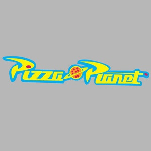 Pizza Planet Shirt #AATC