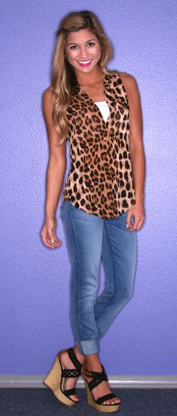 I love, love, love this outfit! So comfy looking but fierce!