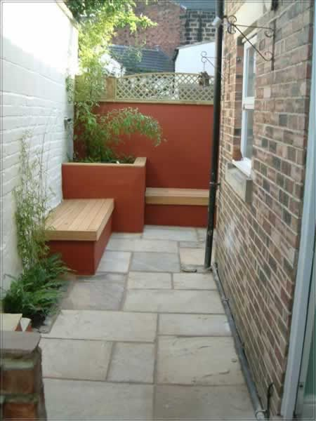 Small City Or Courtyard Design Ideas   Google Search