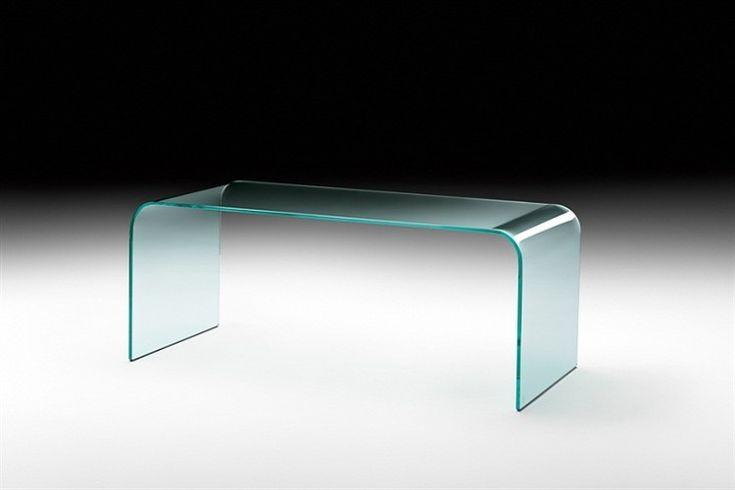 GlazenDesignTafel.nl   Glazen eettafel Foglio   FIAM   Italian design   Glass table by CRS FIAM   vidre glastoepassingen, Leiden
