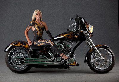 Wide Open Custom Motorcycle Fairings Motorcycles