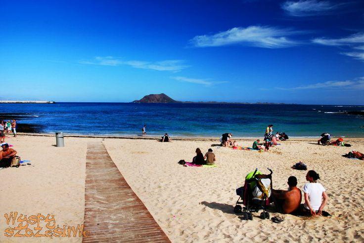 Playa Corralejo Viejo