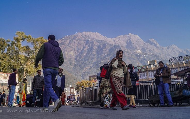 """http://500px.com/photo/188838003 Jai Mata Di by rahultripathiphotography -Jai Mata Di...""""Hail the mother"""" in Hindi. Their is a popular belief among Indians that  one gets to visit the Vaishno Devi shrine (near Katra in Jammu and Kashmir India) only on a call by the """"Goddess Durga"""" who is believed to reside in the shrine. I was fortunate enough to have recieved a call from her and got to visit the shrine this Sunday on 17.12.16.. The visit comprises of 12 km of walk from Katra (base camp) to…"""