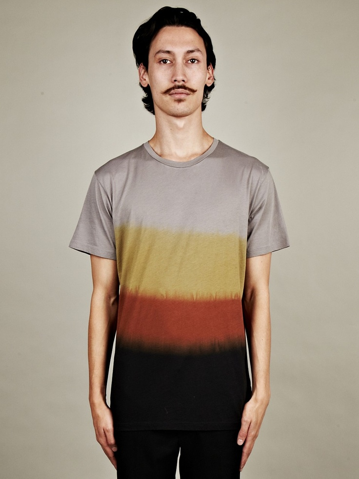 marc by marc jacobs: Dyed T Shirt, Earth Tones, Marc Jacobs, T Shirts, Dip Dyed, Cool Shirts, Dips