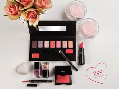 Pink la nuova Spring Collection di NEE MAKE UP
