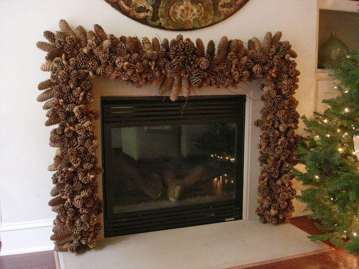 568 best pinecones images on Pinterest