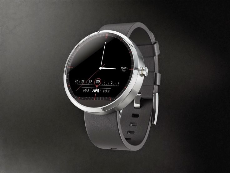 The 10 best designs for the Moto 360 watch face | The Verge
