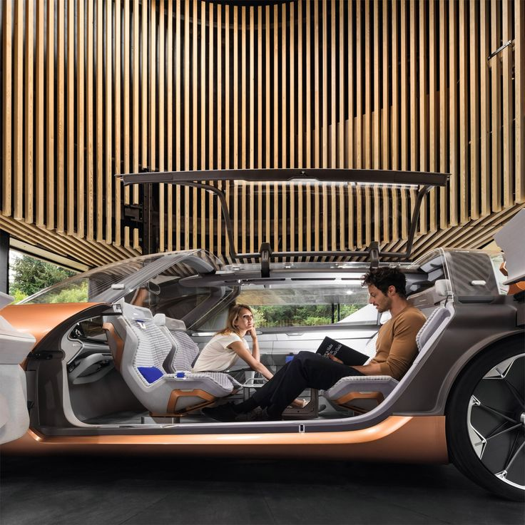 Renault has revealed an autonomous, electric concept car at the Frankfurt Motor Show this week, which it sees as an extension of the connected home.