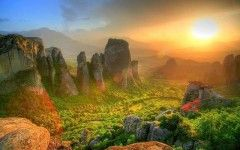 Meteora, Greece.image picture hd wallpaper by gookep.com good ideas photography