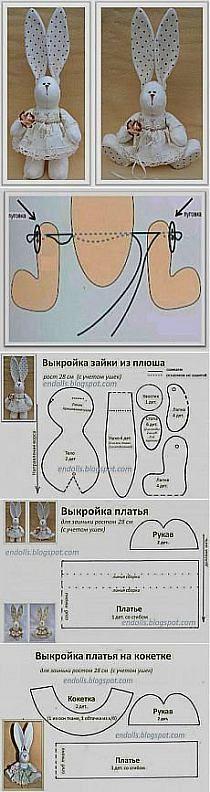 Тільда ТА ІНШІ ганчіркові ляльки на Stylowi.pl