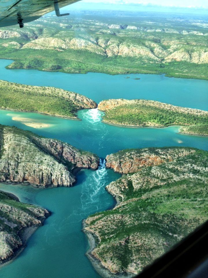 Horizontal Falls, The Kimberleys, Western Australia