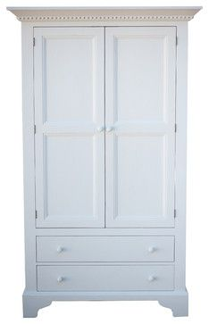 Cambridge Armoire - traditional - Armoires And Wardrobes - Sweet Elle