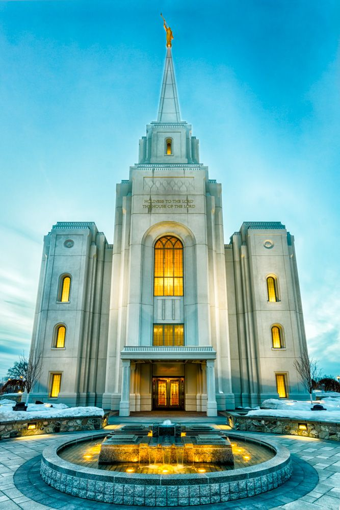 Brigham City Temple.I want to go see this place one day. Please check out my website Thanks.  www.photopix.co.nz
