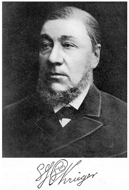 Paul Kruger in the Strength of his Years | Flickr - Photo Sharing!