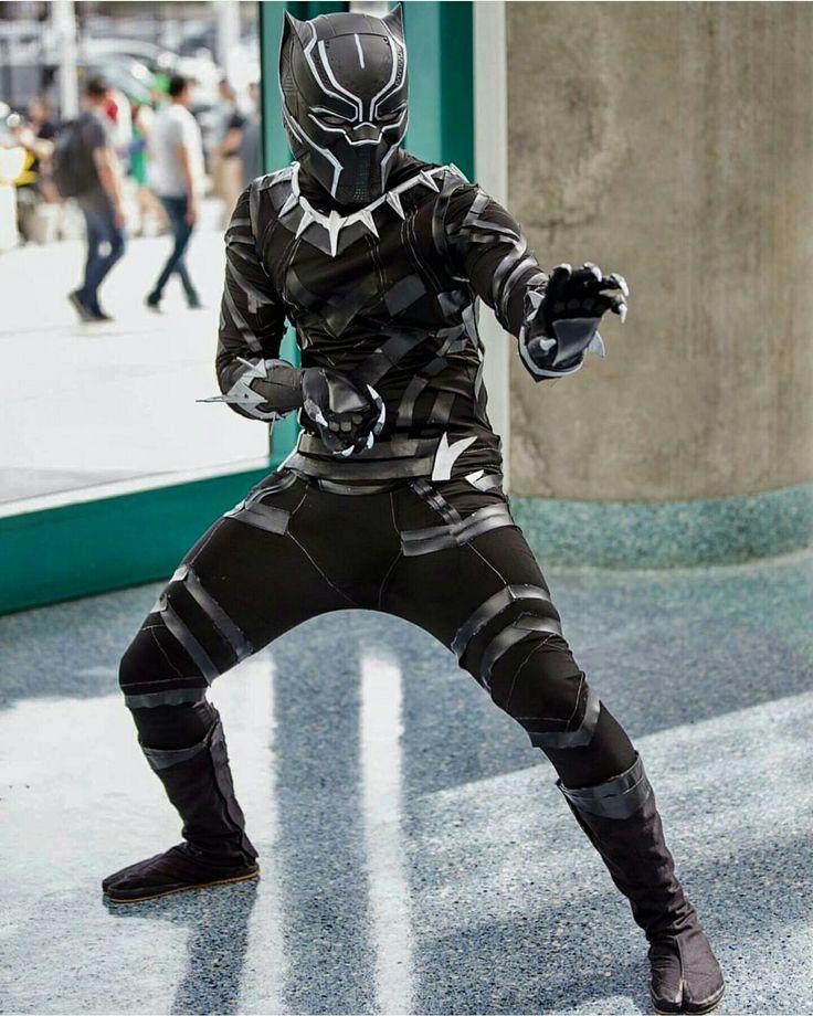Featured cosplayer: new_element_studios  #blackpanther #tchalla #CaptainAmericaCivilWar #wakanda #avengers #marvel