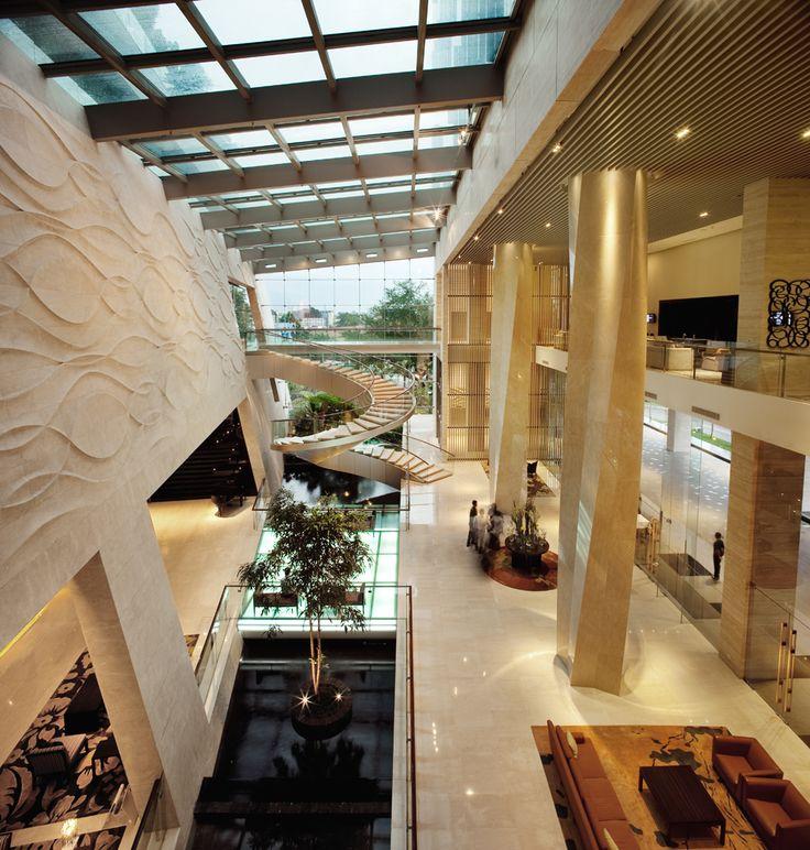 Bandung Hilton Interior