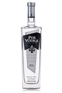 Pur Ultra Premium #Vodka #OrigineQuebec