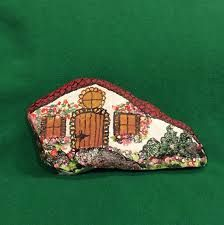 Image result for painted doorstop rocks